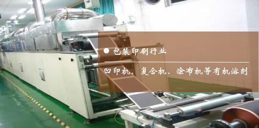 印刷包装行业气体检测-凹版涂布机