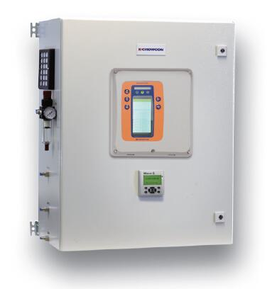 VOCs环境采样预处理监测系统