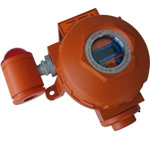 科尔康多功能显示型固定式气体检测仪XgardBright