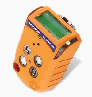 便携式五合一气体检测仪:Gas-Pro PID