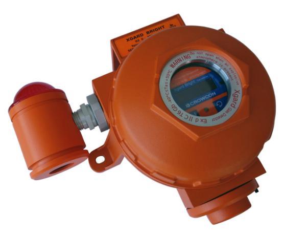 多功能显示型气体探测器Xgard Bright