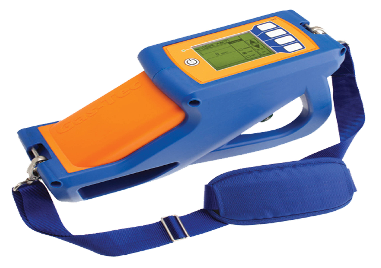 便携式FID气体检测仪:Gas-Tec