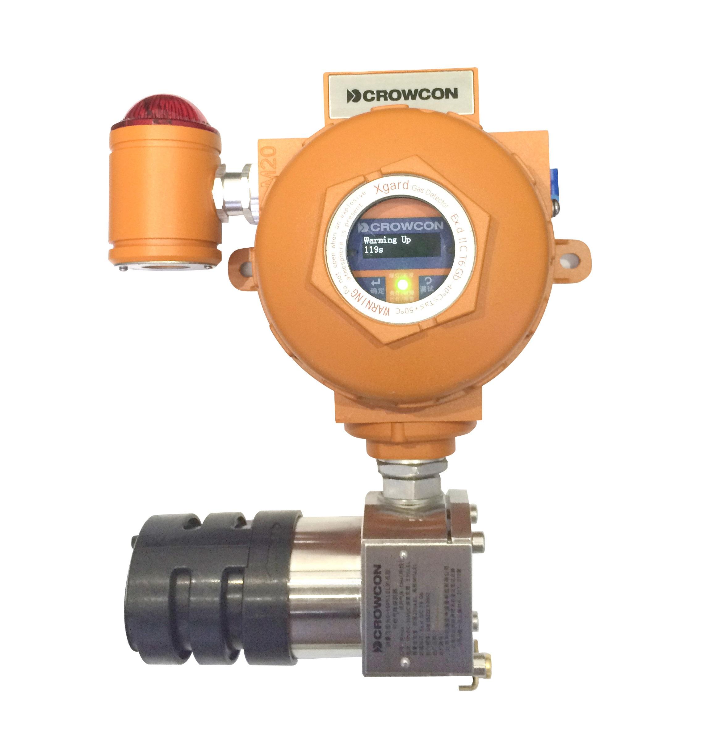 固定式红外气体探测器(声光报警一体机)IRmax