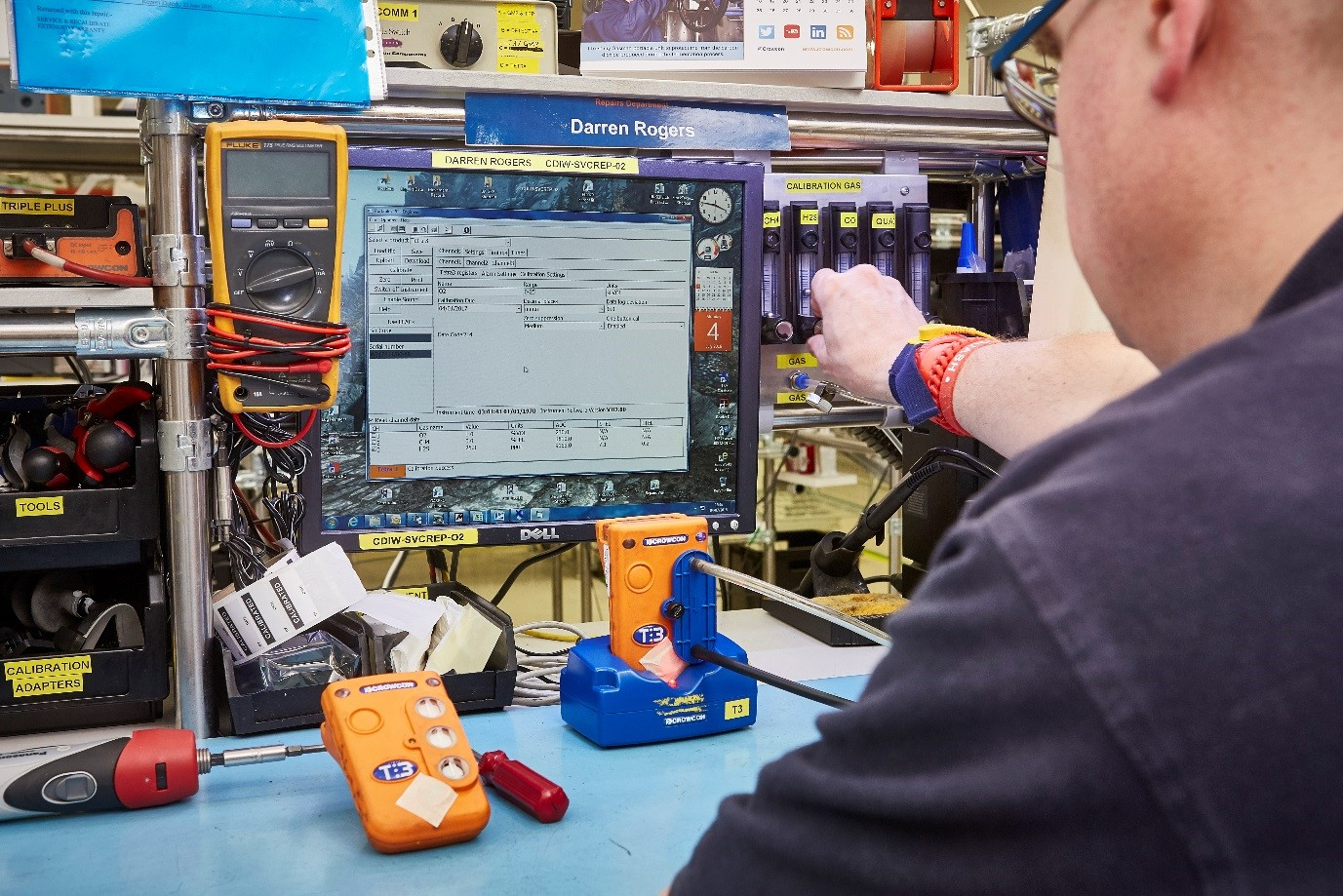 定制化维护服务——水处理行业的气体监测