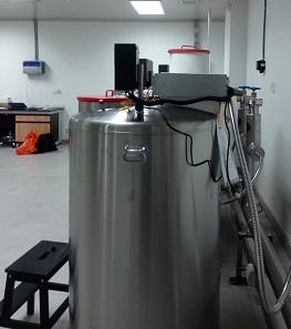 某疾控中心制氮车间,氧气监测