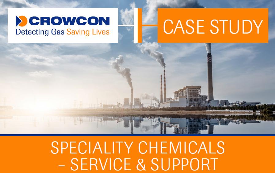 成功案例-特殊化学品公司的气体采样预处理与监测