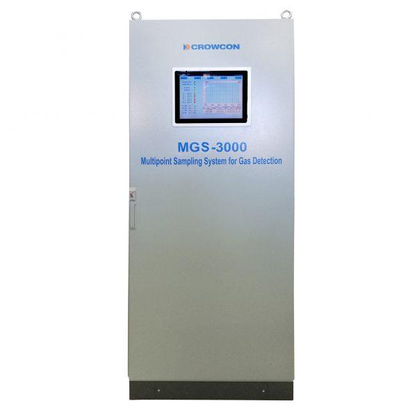 垃圾发电气体监测系统